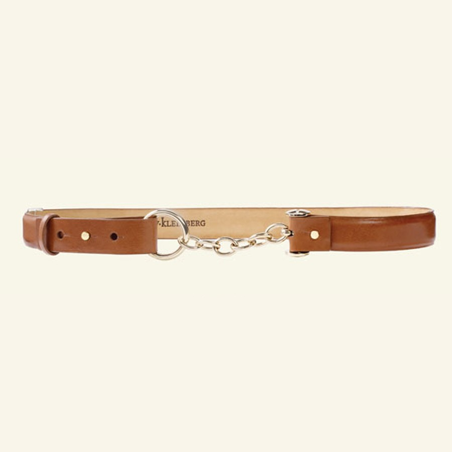 "1¼"" Glazed Calf Belt"
