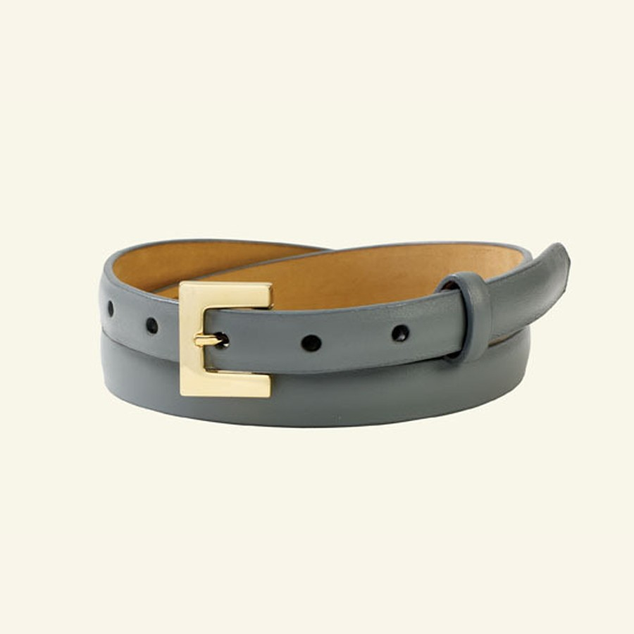"¾"" Luscious Smooth Calf Belt"