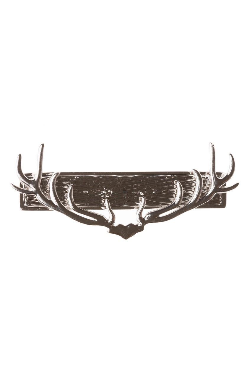 Deer Antler Tie Bar