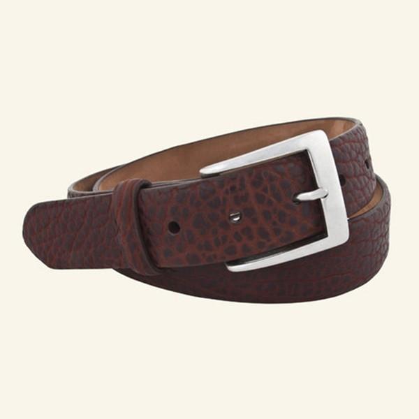 "American Bison Belt 1⅜"" Width"