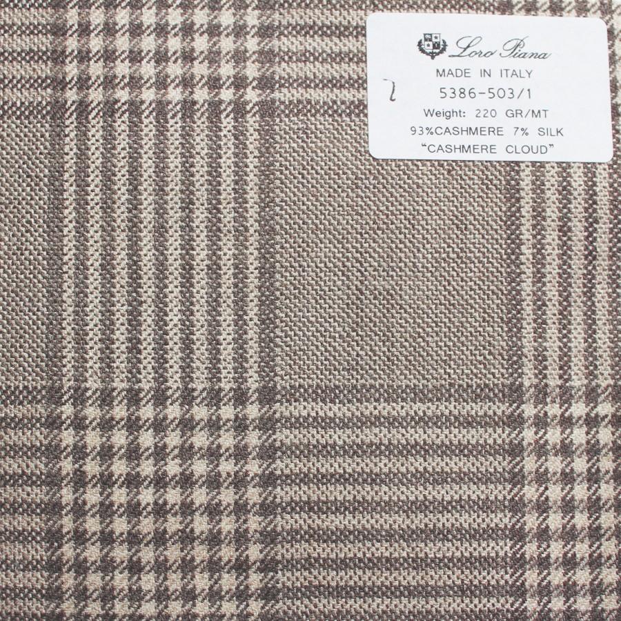Jacket in Loro Piana (LP 53865031)