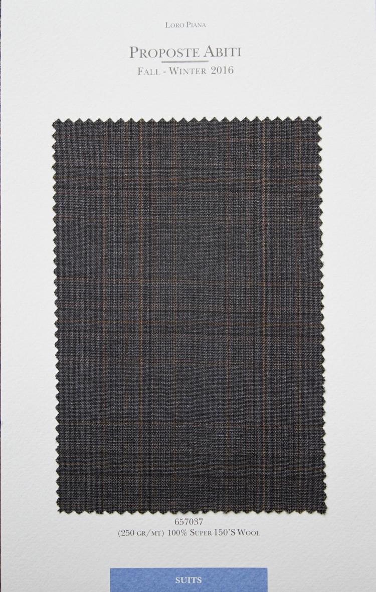 Suit in Loro Piana (657037)