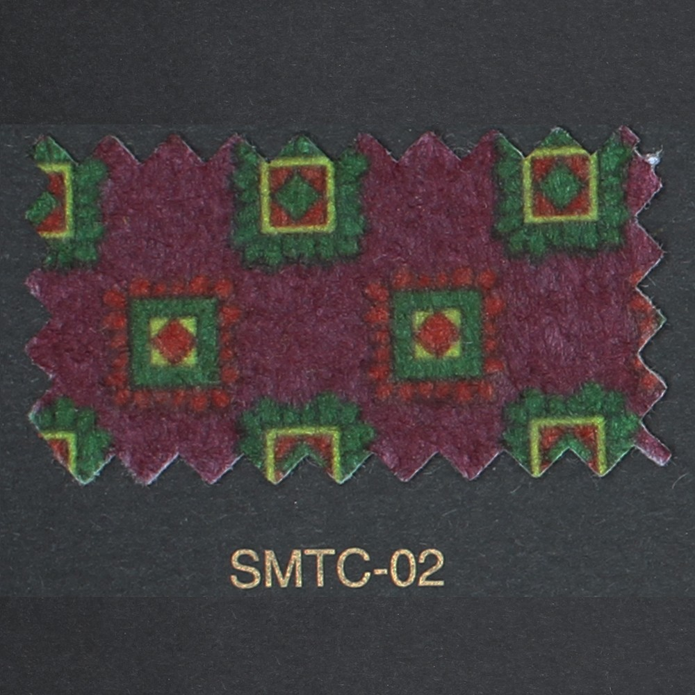 Burgundy Pattern (FSMTC02)