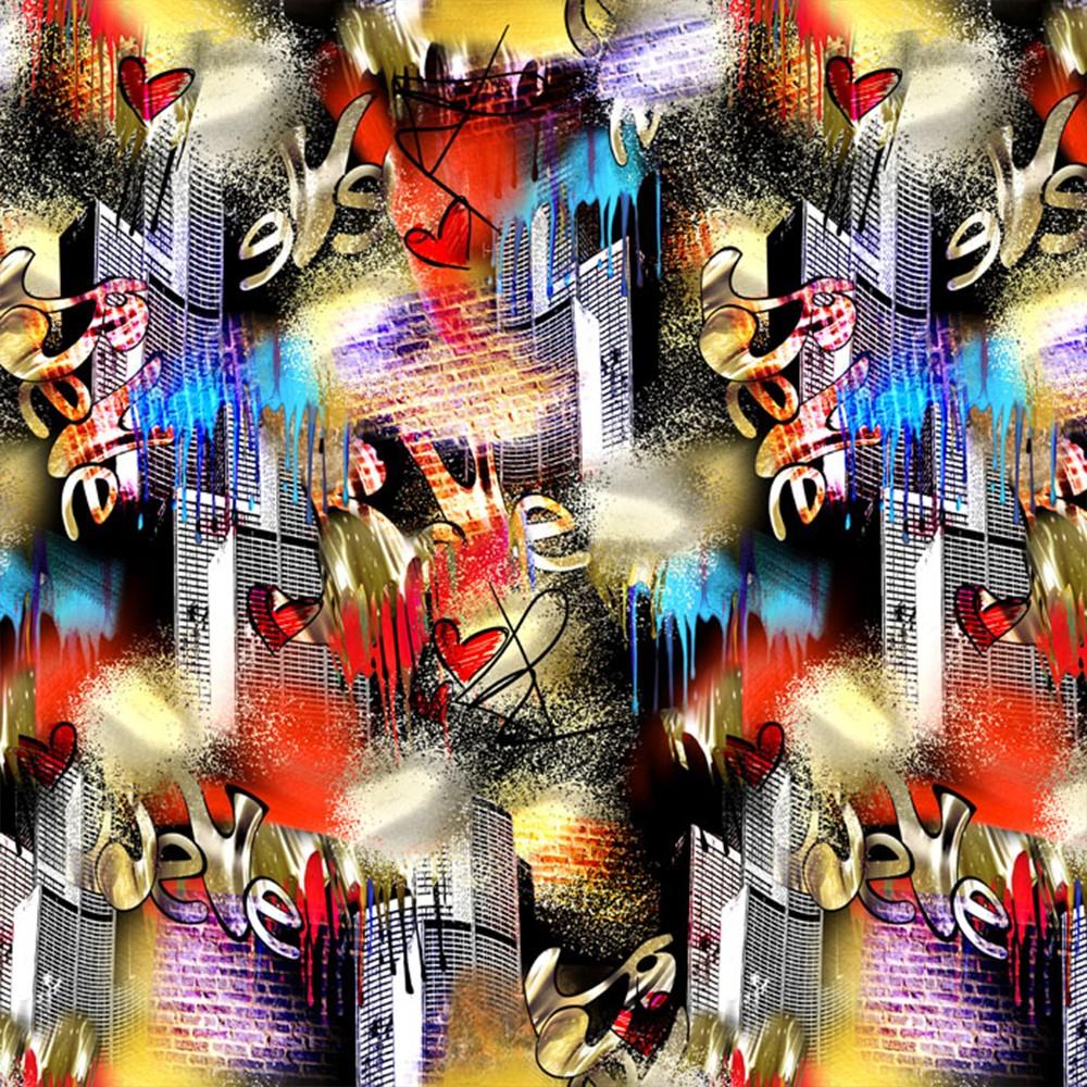 Graffiti City (GLD360016)