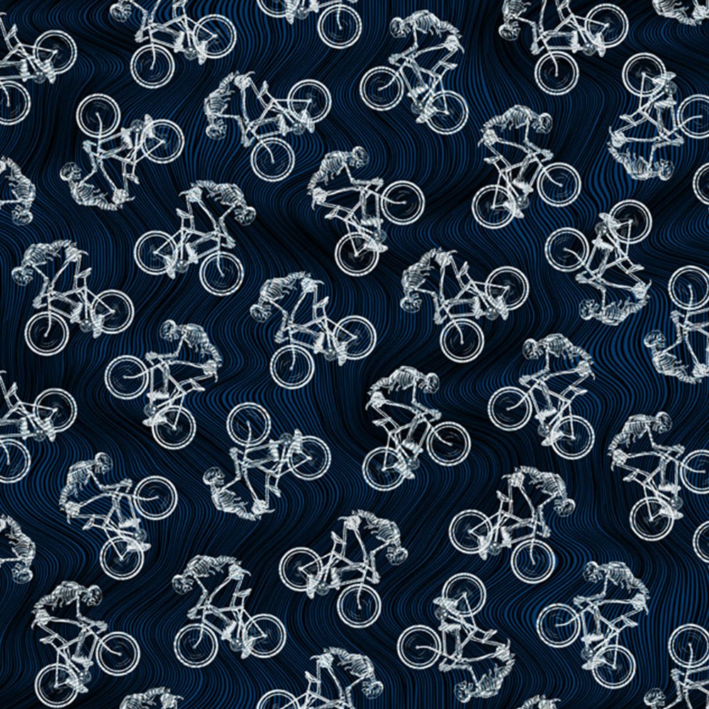 Skeleton Biker (GLD360155)