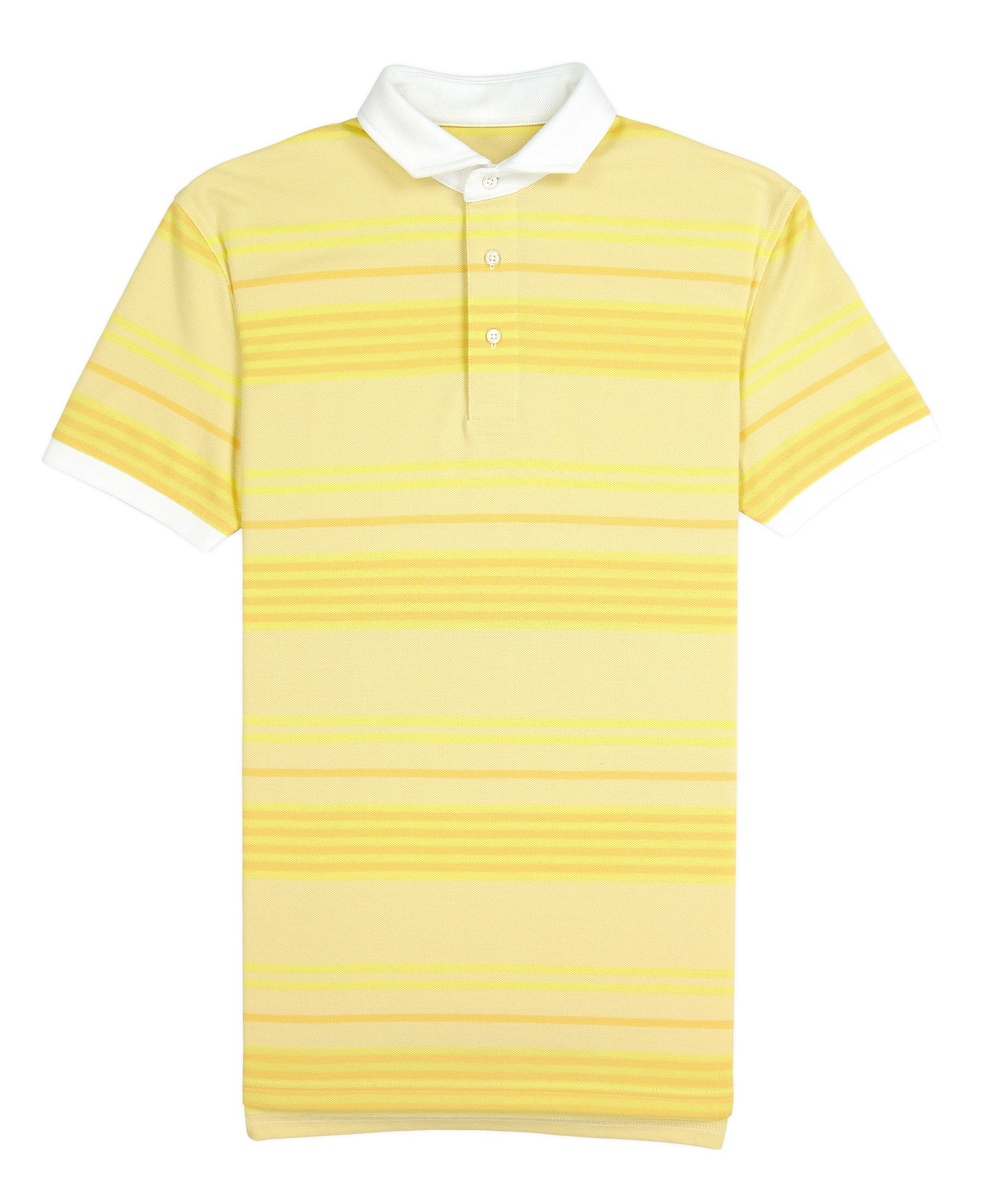 Beach Club - Yellow Multi Stripe