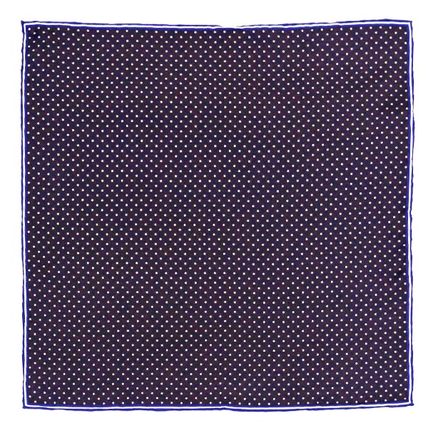 Dot Pocket Square