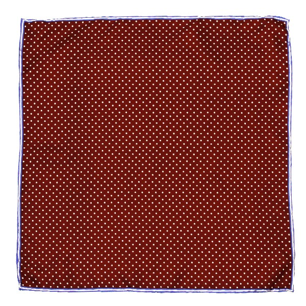 Dot Pocket Square