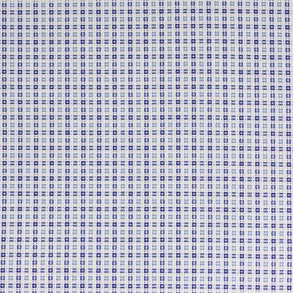 Blue/White Textured Check (SV 513461-280)