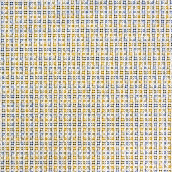 Yellow/Blue/White Textured Check (SV 513463-280)