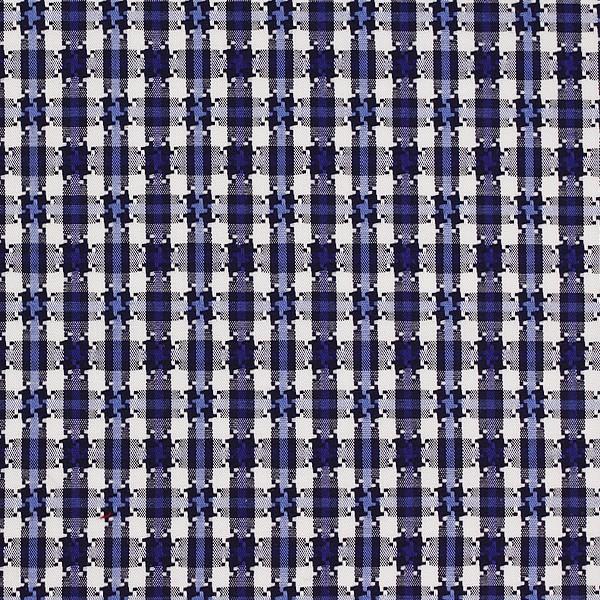 Blue/White Houndstooth Check (SV 513638-190)