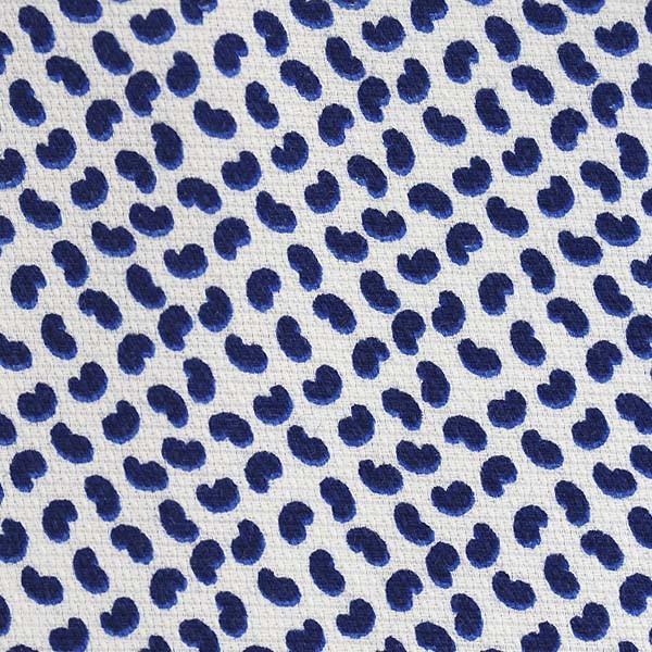 White/Blue Paisley Print (SV 514164-200)