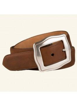 """1½"""" Santa Fe Calf Belt"""