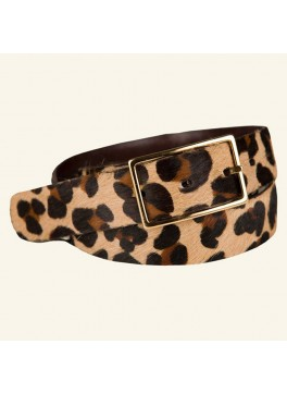 "1¼"" Haircalf Reversible Belt"