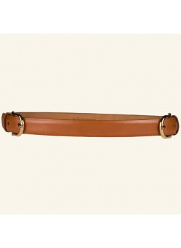 "1"" Glazed Calf Belt"