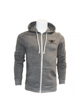 Astor & Black Grey Zip-Up