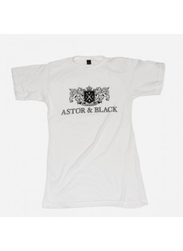 Astor & Black Black on White Crew
