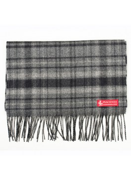 Astor & Black Plaid, Cashmere and Silk