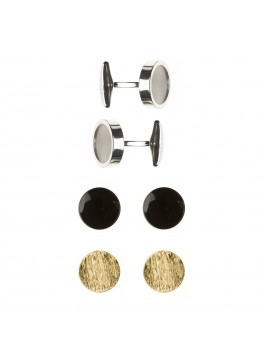 Interchangable Formal Cufflinks