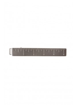 Ruler Tie Bar
