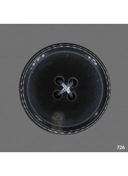 Bone Powder Black (B726)