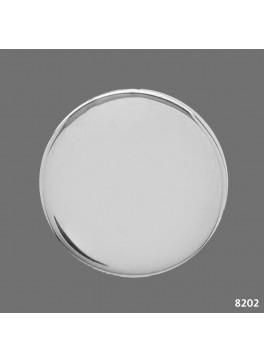 Silver Metal (B8202)