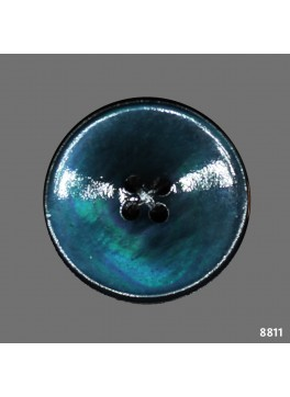 Mother Of Pearl Luxe Teal (B8811)