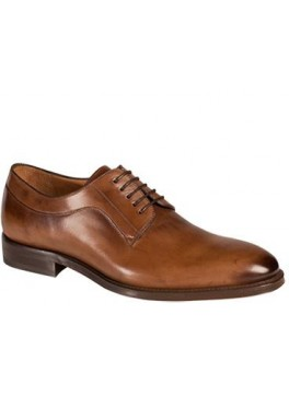 BASEL Classic Plain Toe Bleucher Oxford