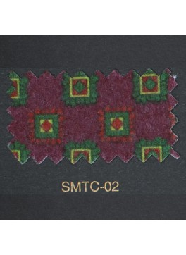 Burgundy Pattern (FSMTC02)