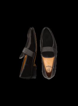 Black Patent Dress Loafer