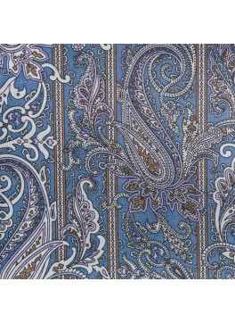 Medium Blue Paisley (GLD105891)
