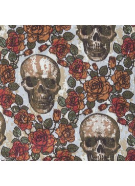 Skull and Roses (GLD360015)
