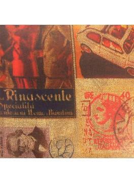Vintage Stamps (GLD360180)