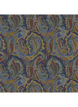 Abstract Paisley Blue (GLD360186)