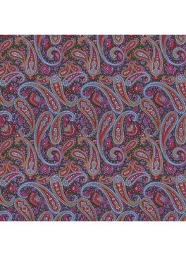 Red/Purple Paisley (GLD360190)