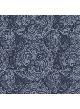 Blue Lotus Paisley (GLD360193)