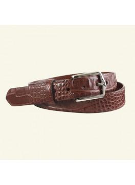"""Hornback Alligator Belt 1½"""" Width"""