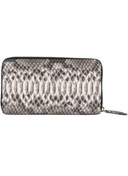 Camilla Python Zip Wallet