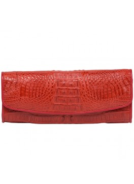 Florence Crocodile Clutch