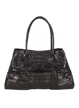 Gia Crocodile Handbag