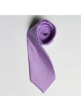 Purple/Blue Diamond Tie