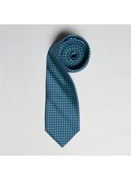 Green/Lime Tiny Paisley Skinny Tie