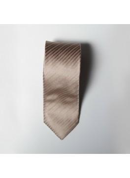Tan Herringbone Tie