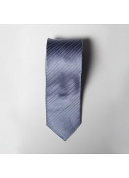 Blue Herringbone Tie