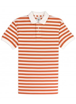 Beach Club - Orange Stripe