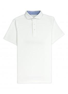 Boardroom - White Comfort Pique