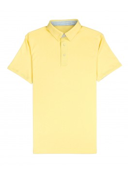 Miami - Spring Yellow Interlock