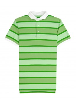 Beach Club - Spring Green Multi Stripe