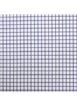 White/Blue Check (SV 512420-136)