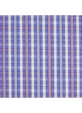 Pink/Blue/White Plaid (SV 513117-240)
